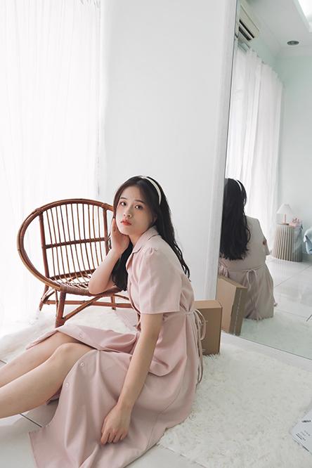 Ruiyoo-Work-Yoo-Elegant-Dress-Dusty-Pink-Main-1